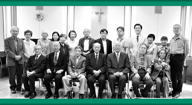 2018年度基督教共助会総会報告 報告者〜中西 博